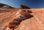Valley of Fire: Naturbilder und Naturfotos der Gesteinsformationen aus Nevada